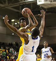 Wakefield vs John Marshall Basketball 2013 Virginia Group AAA State Semifinals