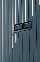 Detail of the Dorothy Jackson building at the University of Surrey, Guildford