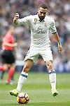 Real Madrid's Daniel Carvajal during La Liga match. February 18,2017. (ALTERPHOTOS/Acero)