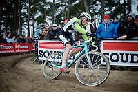 Sven Nys (BEL/Crelan-AAdrinks)<br /> <br /> Elite Men's Race<br /> Krawatencross<br /> bpost bank trofee