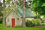 Mountain View Farm springhouse, Kishacoquillas Valley, PA.