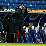 26.11 2020 Rangers v Benfica: Steven Gerrard
