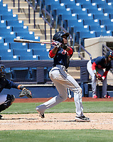 Angel Martinez - Cleveland Indians 2019 extended spring training (Bill Mitchell)