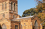 St Giles Church 07 - St Giles Church, Northampton, England, UK