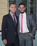 Lance Bass and Michael Turchin attends The Dizzy Feet Foundation 5th Annual 'Celebration of Dance Gala'  held at Club Nokia in Los Angeles, California on August 01,2015                                                                               © 2015 Hollywood Press Agency