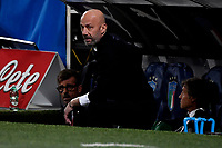 Gianluca Vialli of Italy looks on during the Qatar 2022 world cup qualifying football match between Italy and Lithuania at Citta del tricolore stadium in Reggio Emilia (Italy), September 8th, 2021. Photo Andrea Staccioli / Insidefoto