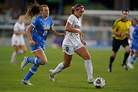 SAN JOSE, CA - DECEMBER 6: Sophia Smith #9 of the Stanford Cardinal during a game between UCLA and Stanford Soccer W at Avaya Stadium on December 6, 2019 in San Jose, California.