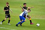 NELSON, NEW ZEALAND - DECEMBER 7: Handa Youth League - Tasman Utd Youth v Wellington Phoenix Youth. Saturday 7 November 2019. Trafalgar Park, Nelson, New Zealand. (Photo by Chris Symes/Shuttersport Limited)