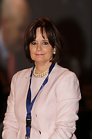 Montreal, CANADA, June, 2015  File Photo<br /> Helene Desmarais<br /> <br /> , attend the The International Economic Forum of the Americas<br /> <br /> Photo :   Pierre Roussel - AQP