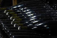 pile of bottles domaine guyot marsannay cote de nuits burgundy france