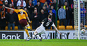 :: MOTHERWELL'S JAMIE MURPHY SCORES THE FIRST  ::.30/03/2011   sct_jsp006_motherwell_v_dundee_utd     .Copyright  Pic : James Stewart.James Stewart Photography 19 Carronlea Drive, Falkirk. FK2 8DN      Vat Reg No. 607 6932 25.Telephone      : +44 (0)1324 570291 .Mobile              : +44 (0)7721 416997.E-mail  :  jim@jspa.co.uk.If you require further information then contact Jim Stewart on any of the numbers above.........