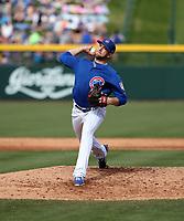 Matt Carasiti - Chicago Cubs 2019 spring training (Bill Mitchell)