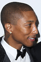 BEVERLY HILLS, CA - JANUARY 19: Pharrell Williams at the 25th Annual Producers Guild Awards held at The Beverly Hilton Hotel on January 19, 2014 in Beverly Hills, California. (Photo by Xavier Collin/Celebrity Monitor)