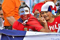 Photo before the match Argentina vs Chile corresponding to the Final of America Cup Centenary 2016, at MetLife Stadium.<br /> <br /> Foto previo al partido Argentina vs Chile cprresponidente a la Final de la Copa America Centenario USA 2016 en el Estadio MetLife , en la foto:Fans<br /> <br /> <br /> 26/06/2016/MEXSPORT/ISAAC ORTIZ