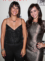 """BEVERLY HILLS, CA, USA - MAY 10: Kimberly McCullough, Danielle Harris at the """"An Evening With Women"""" 2014 Benefiting L.A. Gay & Lesbian Center held at the Beverly Hilton Hotel on May 10, 2014 in Beverly Hills, California, United States. (Photo by Celebrity Monitor)"""