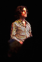 Pictured: David Chapple 27 June 2004<br /> Re: Love with Arthur Lee at the Patti Pavilion, Swansea, Wales, UK