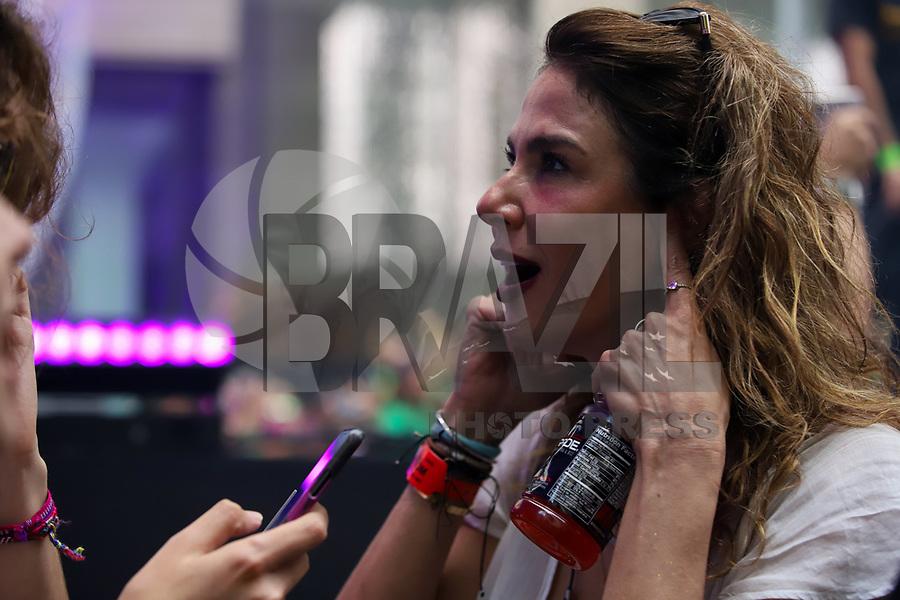 NOVA YORK (EUA) 01.09.2019 - BRAZILIAN-DAY - Apresentadora Luciana Gimenez durante Brazilian Day na cidade de Nova York neste domingo, 01. (Foto: Vanessa Carvalho/Brazil Photo Press)