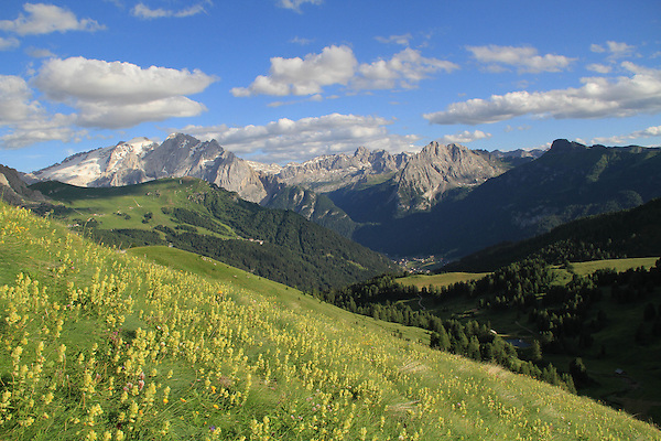 Getty Images exclusive, Dolomites, northern Italy, Europe.