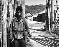 South Vietnamese soldier, 1966.  (USIA)<br /> EXACT DATE SHOT UNKNOWN<br /> NARA FILE #:  306-MVP-10-8<br /> WAR & CONFLICT BOOK #:  396