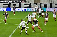São Paulo (SP), 13/01/2021 - CORINTHIANS-FLUMINENSE - Fagner, do Corinthians. Corinthians e Fluminense partida válida pela 29ª rodada do Campeonato Brasileiro, na Neo Química Arena, nesta quarta-feira (13).