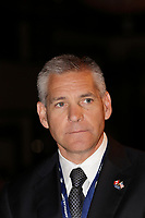Montreal, CANADA, June, 2015  File Photo<br /> Russ Girling , President and CEO of TransCanada Corporation<br /> , attend the The International Economic Forum of the Americas<br /> <br /> Photo :   Pierre Roussel - AQP