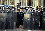 Brixton Riots. South London Uk April 1981.