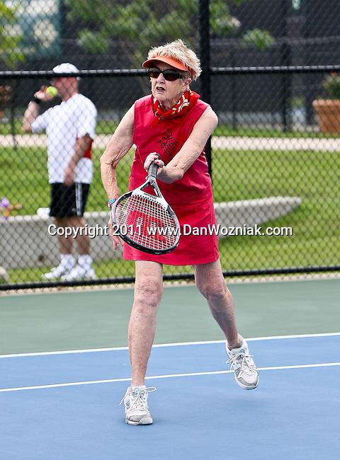 USTPA Tennis Across America-Head Demo Day