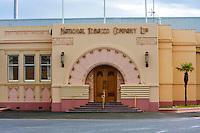 National Tobacco Company Building, Art Deco Style, Napier, north island, New Zealand.