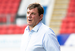 St Johnstone v East Fife…14.07.18…  McDiarmid Park    League Cup<br />Saints boss Tommy Wright<br />Picture by Graeme Hart. <br />Copyright Perthshire Picture Agency<br />Tel: 01738 623350  Mobile: 07990 594431