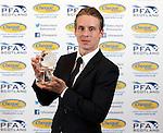 Player of the year Stefan Johansen