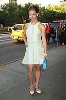 NEW YORK, NY - JULY 25: Savannah Wise at 'The Campaign' New York Premiere at Sunshine Landmark on July 25, 2012 in New York City. ©RW/MediaPunch Inc. /NortePhoto.com<br /> <br /> **SOLO*VENTA*EN*MEXICO**<br />  **CREDITO*OBLIGATORIO** *No*Venta*A*Terceros*<br /> *No*Sale*So*third* ***No*Se*Permite*Hacer Archivo***No*Sale*So*third*©Imagenes*con derechos*de*autor©todos*reservados*.