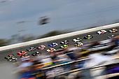 #19: Brandon Jones, Joe Gibbs Racing, Toyota Supra Juniper and #2: Tyler Reddick, Richard Childress Racing, Chevrolet Camaro Pinnacle Financial Partners