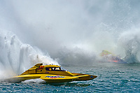 """Frame 35: Andrew Tate, H-300 """"Pennzoil"""", Donny Allen, H-14 """"Legacy 1""""       (H350 Hydro)"""