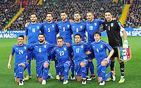 2016/03/24 Italia vs Spagna