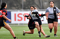 Girls Rugby - Sacred Heart College v St Mary's College at Fraser Park, Lower Hutt, New Zealand on Thursday 17 June 2021. <br /> Photo by Masanori Udagawa. <br /> www.photowellington.photoshelter.com
