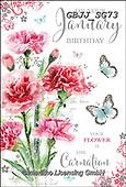 Jonny, FLOWERS, BLUMEN, FLORES, paintings+++++,GBJJSG73,#f#, EVERYDAY