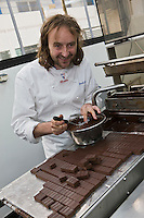 Europe/France/Ile de France/92/Hauts-de-Seine/Sceaux: Patrick Roger Chocolatier Meilleur Ouvrier de France [Non destiné à un usage publicitaire - Not intended for an advertising use]