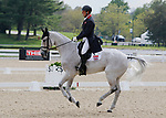 April 23, 2021:#68 Ballaghmor Class and rider Oliver Townend of Great Britain in the 5* Dressage  at the Land Rover Three Day Event at the Kentucky Horse Park in Lexington, KY on April 23, 2021.  Candice Chavez/ESW/CSM