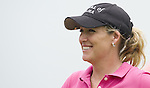 SINGAPORE - MARCH 05:  Cristie Kerr of the USA smiles on the par four 16th hole during the first round of HSBC Women's Champions at the Tanah Merah Country Club on March 5, 2009 in Singapore. Photo by Victor Fraile / The Power of Sport Images