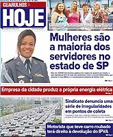 08.03.2017 - Motorista que teve o carro roubado terá direito à devolução do IPVA. (Foto: Fábio Vieira/FotoRua)