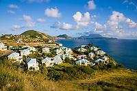 St. Kitts, Caribbean Sea, Atlantic Ocean