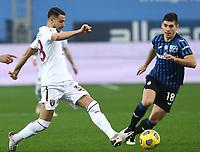 Bergamo  06-02-2021<br /> Stadio Atleti d'Italia<br /> Serie A  Tim 2020/21<br /> Atalanta- Torino nella foto:   Mandragora                                                       <br /> Antonio Saia Kines Milano