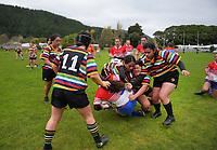 211002 Hurricanes Girls' Under-18 Rugby - Horowhenua Kapiti v Wellington Centurions