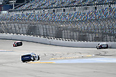 #19: Martin Truex Jr., Joe Gibbs Racing, Toyota Camry Bass Pro Shops, #11: Denny Hamlin, Joe Gibbs Racing, Toyota Camry FedEx Freight, #9: Chase Elliott, Hendrick Motorsports, Chevrolet Camaro NAPA Auto Parts
