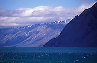 New Zealand,  December 1994  ..New Zealand Lake Hawea..Photo Kees Metselaar