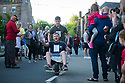 27/05/18<br /> <br /> Competitors take part in a vomit-inducing wheelbarrow-race around a one mile course stopping at seven pubs where the driver and passenger each have to down a half-pint of beer before racing off around the old market town of Wirksworth in the Derbyshire Dales.<br /> <br /> All Rights Reserved F Stop Press Ltd. +44 (0)1335 344240 +44 (0)7765 242650  www.fstoppress.com