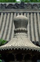 China, Peking, Fa Yuan Si (buddhistischer Tempel)
