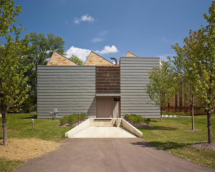 The Gund Gallery at Kenyon College   Architect: Gund Partnership