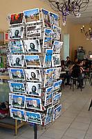 Cuba, Trinidad.  Post Cards of Che Guevara.