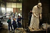 John Paul II-Polish monument